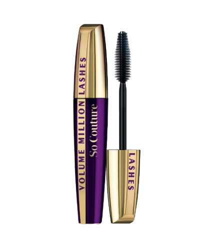 Loreal Volume Million Lashes So Couture 9.5ml - Noir Black.png